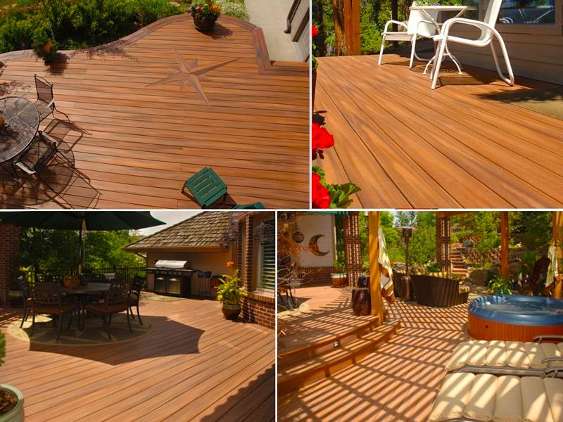 Emprone un concepto diferente for Materiales para pisos exteriores